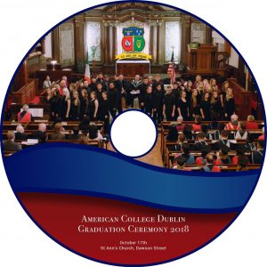 Graduation 2018 DVD